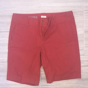 J.crew FRANKIE shorts